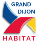 Logo grand Dijon Habitat