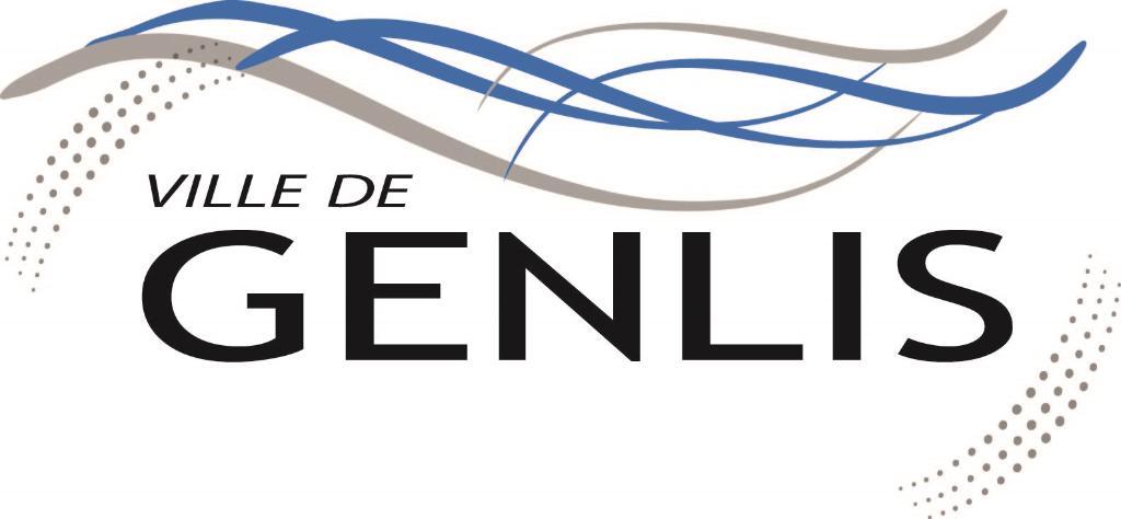 logo mairie de genlis